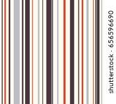 seamless vertical striped... | Shutterstock .eps vector #656596690