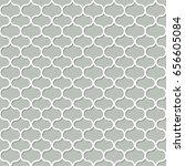 seamless pattern in islamic...   Shutterstock .eps vector #656605084