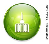 medical needle icon | Shutterstock .eps vector #656624689