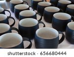 selective focus a group of... | Shutterstock . vector #656680444