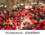 milan  italy  nov 21  2010 ... | Shutterstock . vector #65668864