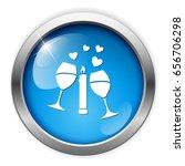 love celebration icon | Shutterstock .eps vector #656706298