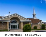Modern Church   Steeple