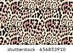 Stock photo leopard nature 656853910