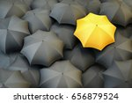 individuality and difference... | Shutterstock . vector #656879524