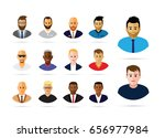 people profiles | Shutterstock .eps vector #656977984
