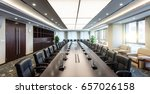 modern office meeting room... | Shutterstock . vector #657026158