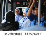mecca  saudi arabia   june 21...   Shutterstock . vector #657076054