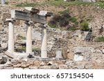 View On The History In Ephesus...