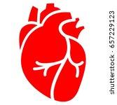 heart | Shutterstock .eps vector #657229123