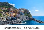 beautiful colorful on the...   Shutterstock . vector #657306688