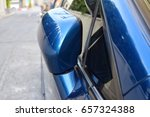 rearview mirror | Shutterstock . vector #657324388