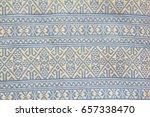 thai silk   Shutterstock . vector #657338470