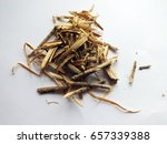 Small photo of Alyxia reinwardtii Blume is an ingredient mixed in Thai herb medicine.