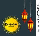 vector illustration of a banner ... | Shutterstock .eps vector #657344296