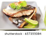 Pan Fried Fish Fillets And...