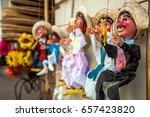 Marionettes In San Antonio...