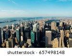 usa  new york    september 3 ... | Shutterstock . vector #657498148
