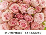 flower bouquet  | Shutterstock . vector #657523069