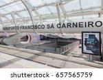 porto  portugal   april 15 ... | Shutterstock . vector #657565759