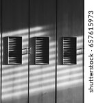 window light | Shutterstock . vector #657615973
