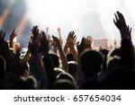 festival | Shutterstock . vector #657654034
