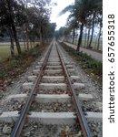 Small photo of Railway track