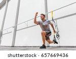 Fitness Suspension Straps Man...
