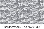 camouflage military texture... | Shutterstock .eps vector #657699130