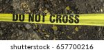 Yellow Police Tape. Do Not...