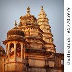 famous sri raghunath swamy... | Shutterstock . vector #657705979