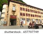 vaduz  liechtenstein   june 02  ... | Shutterstock . vector #657707749