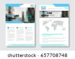 template design brochure ... | Shutterstock .eps vector #657708748