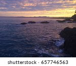 sunset view | Shutterstock . vector #657746563