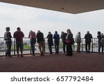 hamburg  germany   circa may...   Shutterstock . vector #657792484