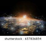 Global Network Internet Concep...