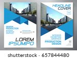 business brochure. flyer design.... | Shutterstock .eps vector #657844480