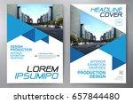 business brochure. flyer design.... | Shutterstock .eps vector #657844480