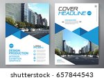 business brochure. flyer design.... | Shutterstock .eps vector #657844543