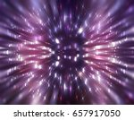 abstract beautiful bright... | Shutterstock . vector #657917050
