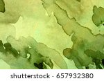 green paint background | Shutterstock . vector #657932380