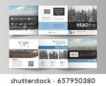 business templates for tri fold ... | Shutterstock .eps vector #657950380
