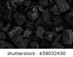 Coal Mineral Black As A Cube...