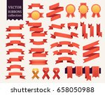 vector collection of decorative ... | Shutterstock .eps vector #658050988