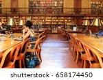 new york city usa   may 20 ... | Shutterstock . vector #658174450