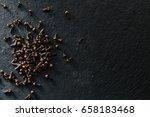 cloves | Shutterstock . vector #658183468