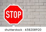 stop banging your head against... | Shutterstock . vector #658208920