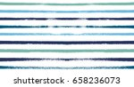 seamless vector stripy summer... | Shutterstock .eps vector #658236073