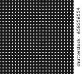 Polka Dot Pattern. Vector...