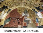 the valley of the kings  luxor  ... | Shutterstock . vector #658276936